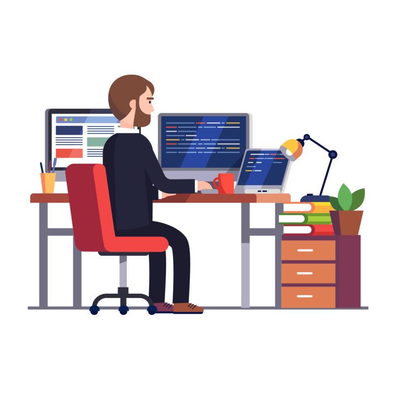 Hjemmeside udvikling