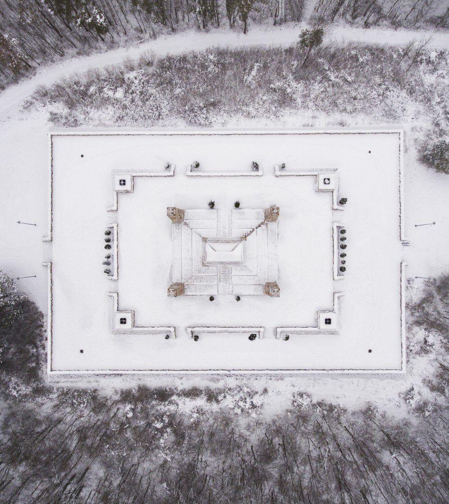 Drone billede